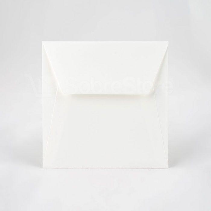 Sobres cuadrados para Invitaciones 165x165