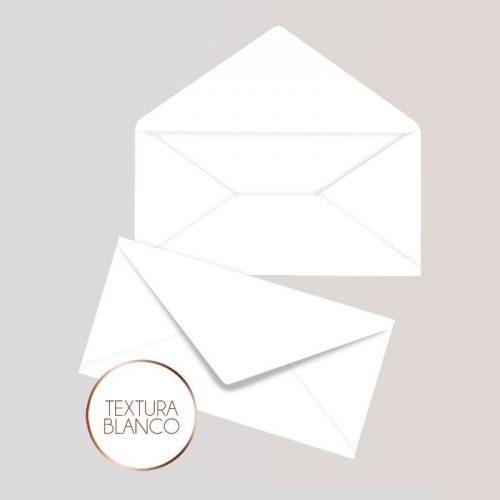 Sobres Para Invitaciones Americano Color Blanco