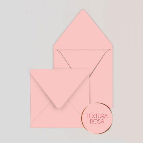 Sobres cuadrados para Invitaciones Color Rosa