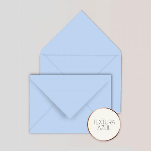 Sobres para Invitaciones Color Azul