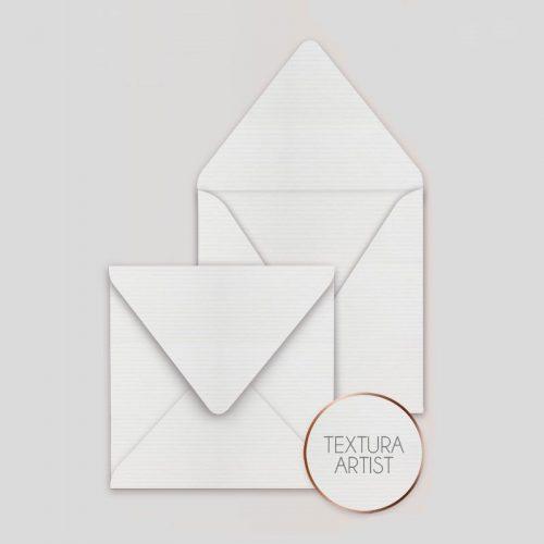 Sobres cuadrados para Invitaciones textura