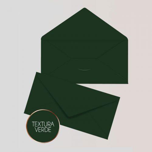 Sobres para Invitaciones Americano color Verde