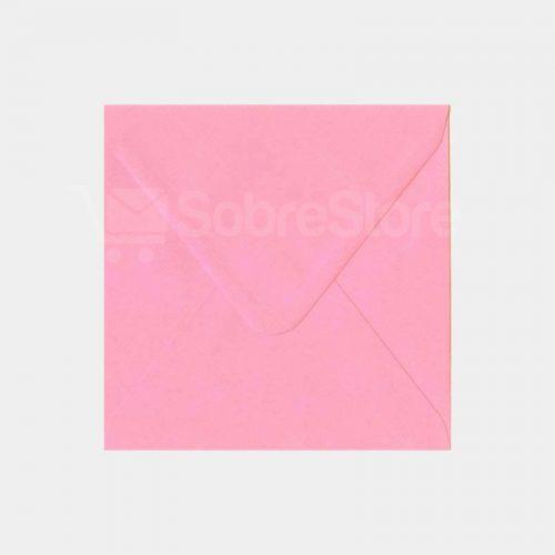 Sobres Cuadrados color Rosa