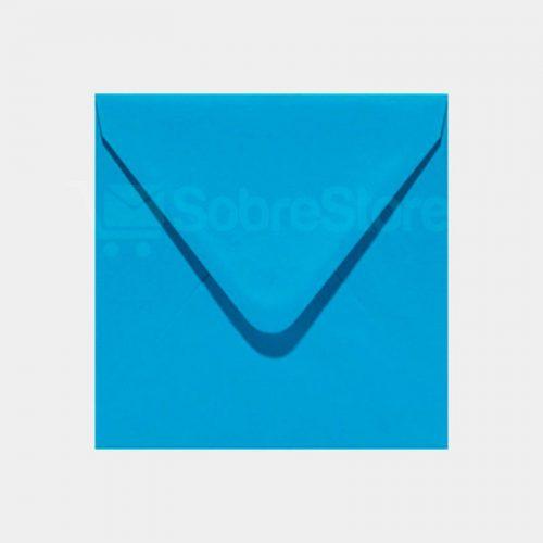 Sobres Cuadrados color Azul