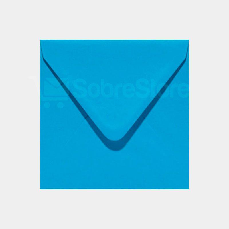 Sobres Cuadrados 170x170 color Azul celeste Sobrestore