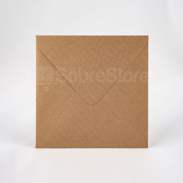 Sobres papel Kraft