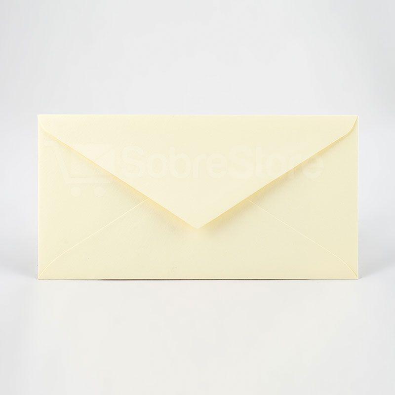 Sobres para Invitaciones de boda 115x225 camoscio