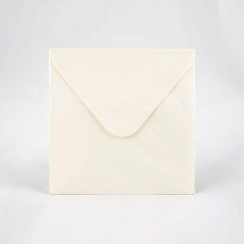 Sobres para Invitaciones de boda 165x165 crema