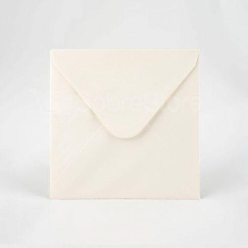 Sobres para Invitaciones de boda 165x165 marfil