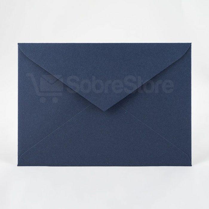 Sobres para invitaciones de boda C5 Ecologicos Cobalt