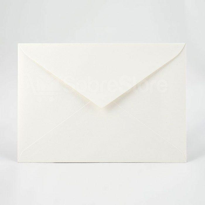 Sobres para Invitaciones de boda C5 blanco roto